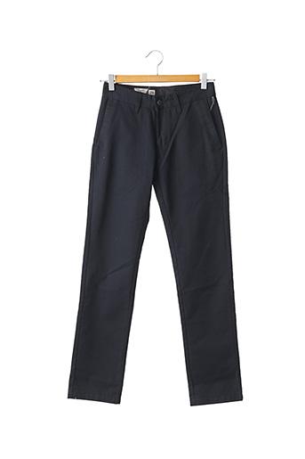 Pantalon casual noir VOLCOM pour homme