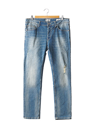 Jeans coupe slim bleu ONLY&SONS pour homme