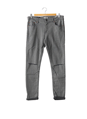 Jeans skinny gris ONLY&SONS pour homme