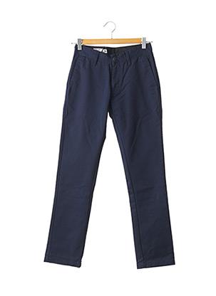 Pantalon casual bleu VOLCOM pour homme