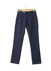Pantalon casual bleu VOLCOM pour homme seconde vue
