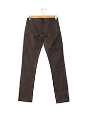 Pantalon casual marron VOLCOM pour homme seconde vue