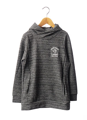 Sweat-shirt gris NAME IT pour garçon