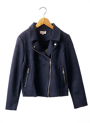 Veste casual bleu ONLY pour fille