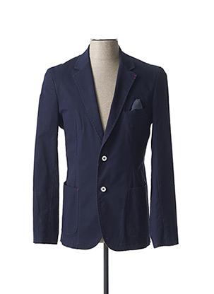 Veste chic / Blazer bleu HAFNIUM pour homme