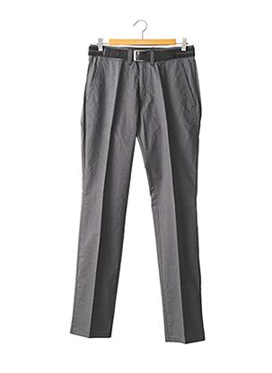 Pantalon chic bleu PIONIER pour homme