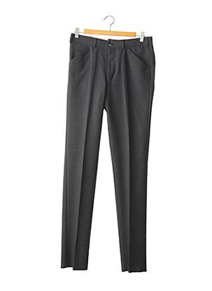 Pantalon chic gris MEYER pour homme