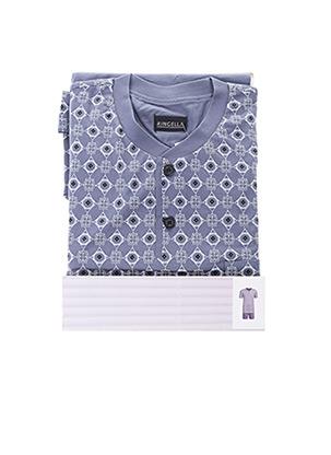 Pyjashort gris RINGELLA pour homme