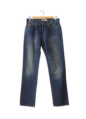 Jeans coupe droite bleu LEE COOPER pour homme