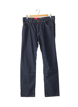 Jeans coupe droite bleu PIERRE CARDIN pour homme