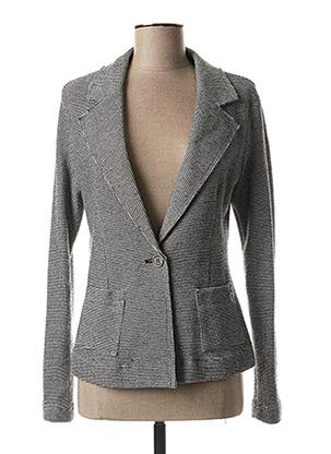 Veste chic / Blazer gris PLEASE pour femme