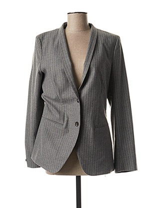 Veste chic / Blazer gris PESERICO pour femme