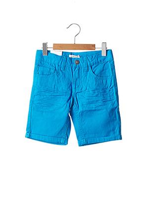 Bermuda bleu NAME IT pour garçon