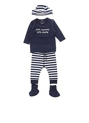Top/pantalon bleu NAME IT pour enfant