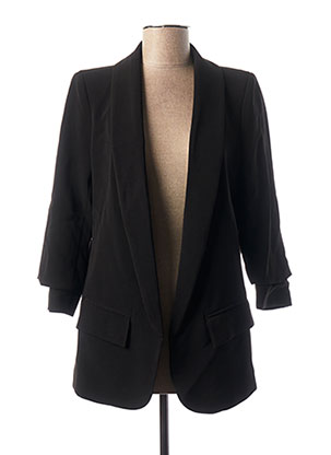 Veste chic / Blazer noir MARIA BELLENTANI pour femme