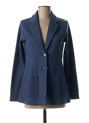 Veste chic / Blazer bleu THOUGHT pour femme