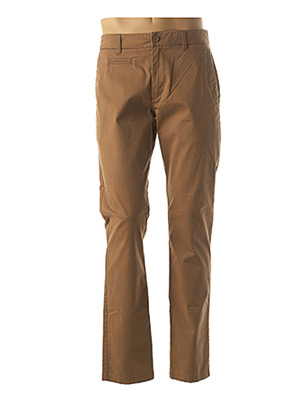 Pantalon chic marron OXBOW pour homme