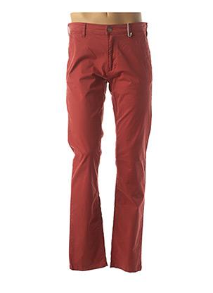 Pantalon chic orange LEE COOPER pour homme