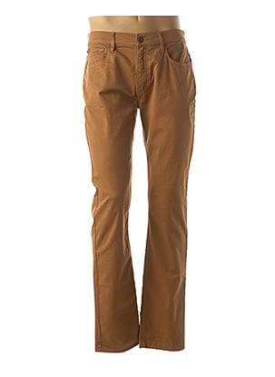 Pantalon casual marron LEE COOPER pour homme