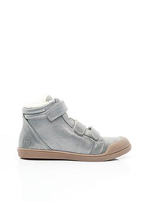 Baskets gris 10 IS pour fille