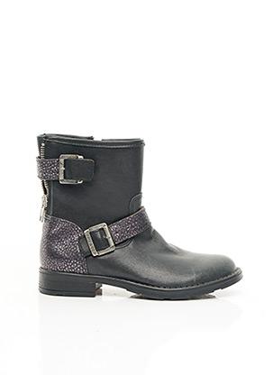 Bottines/Boots noir BANA & CO pour fille