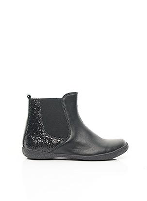 Bottines/Boots noir NATURINO pour fille
