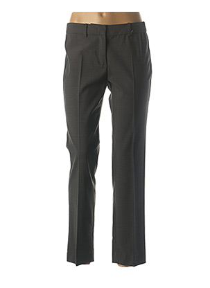 Pantalon chic gris WEEKEND MAXMARA pour femme