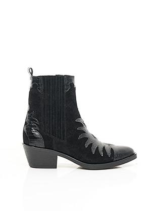 Bottines/Boots noir DEI COLLI pour femme