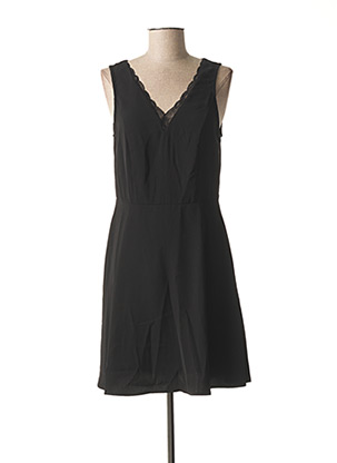 Robe mi-longue noir VERO MODA pour femme