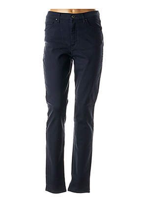 Jeans coupe droite bleu LCDN pour femme