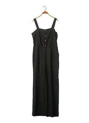 Combi-pantalon noir B.YOUNG pour femme