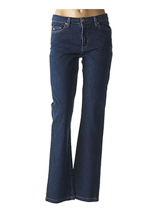 Jeans bootcut bleu VOTRE NOM pour femme