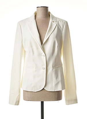 Veste chic / Blazer beige KOCCA pour femme