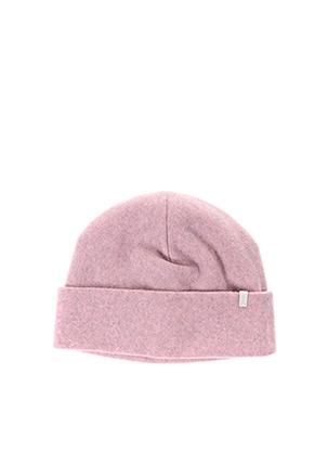 Bonnet rose ESPRIT pour femme
