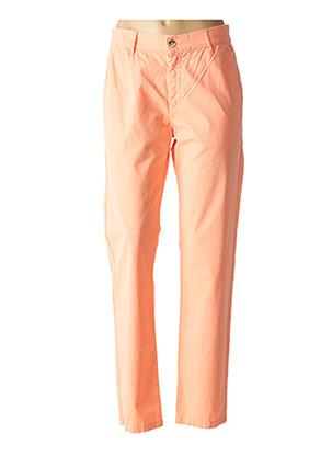 Pantalon chic orange FRENCH DISORDER pour homme