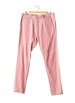 Pantalon chic rose DSTREZZED pour homme