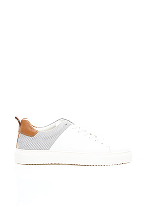 Baskets blanc TWOPENS pour homme