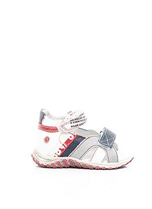 Sandales/Nu pieds bleu GBB pour enfant