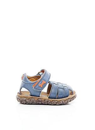 Sandales/Nu pieds bleu STONES AND BONES pour enfant