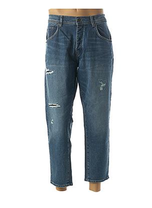 Jeans boyfriend bleu SELECTED pour homme