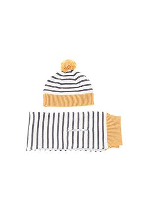Bonnet jaune MARESE pour garçon