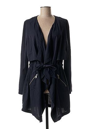 Veste casual bleu BETTY AND CO pour femme