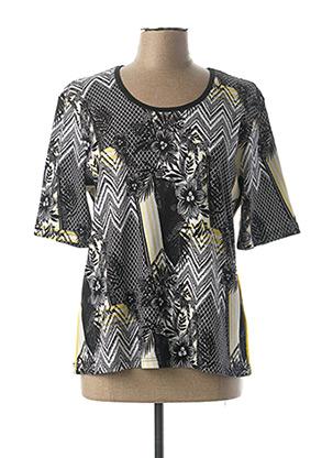 T-shirt manches longues noir BETTY BARCLAY pour femme