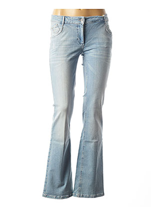 Jeans bootcut bleu BETTY BARCLAY pour femme