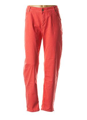 Pantalon casual rose JENSEN pour femme