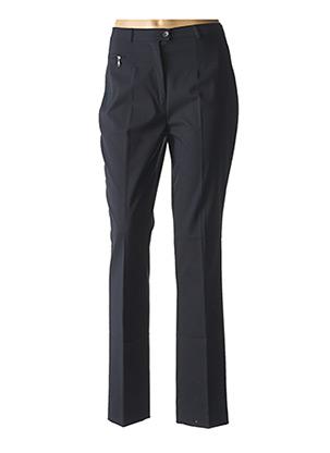 Pantalon chic bleu STEILMANN pour femme