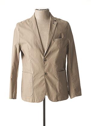 Veste chic / Blazer beige PETER COFOX pour homme