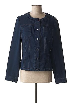 Veste en jean bleu DIANE LAURY pour femme