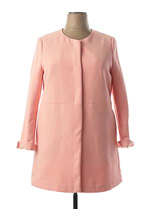 Veste casual orange ESPRIT pour femme