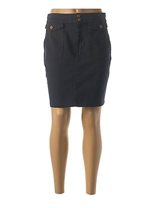 Jupe courte bleu ESPRIT pour femme